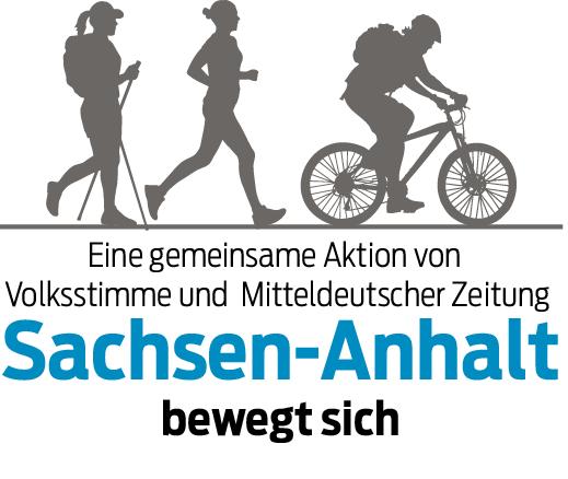 Logo Sachsen-Anhalt bewegt sich