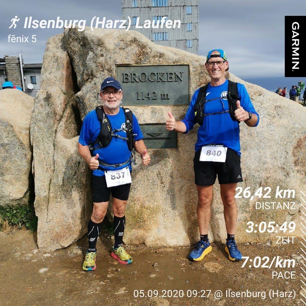 Guenter und Norbert