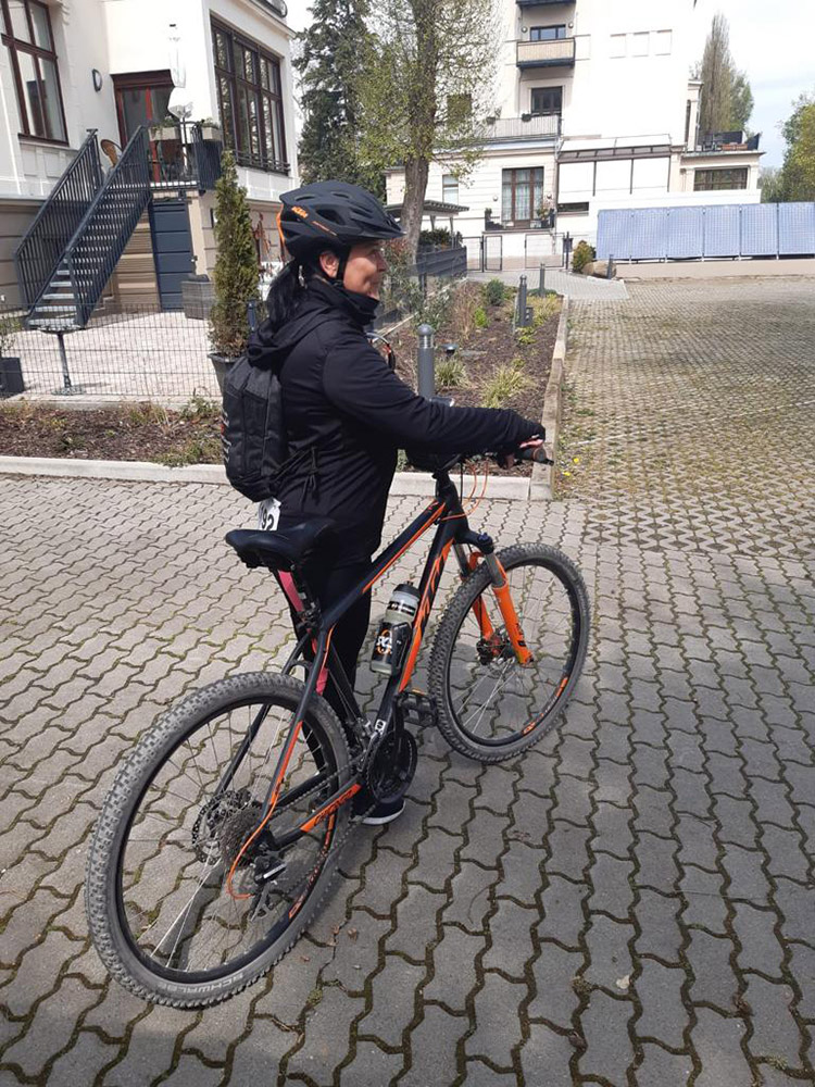 Gern habe ich mich über den Club Mrs. Sporty an der Aktion Sachsen-Anhalt bewegt sich, teilgenommen. Es hat viel Spaß gemacht. Viele Grüße,  Cornelia D.
