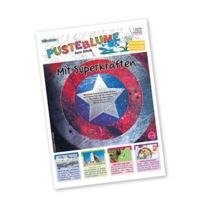 Titelseite Pusteblume Kinderzeitung